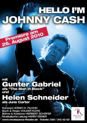 Plakat Hello I'm Johnny Cash
